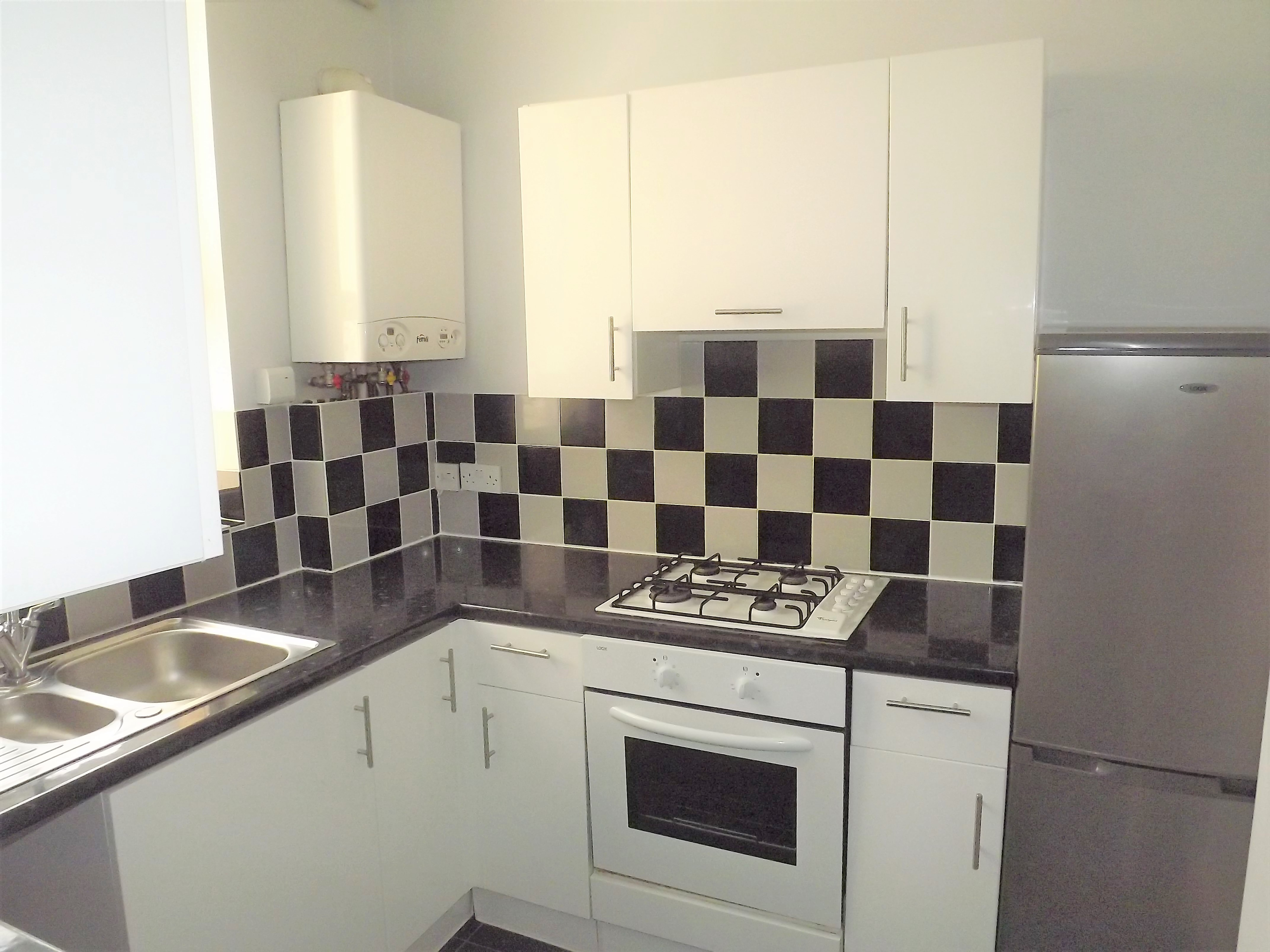 9 Hereford house kitchen